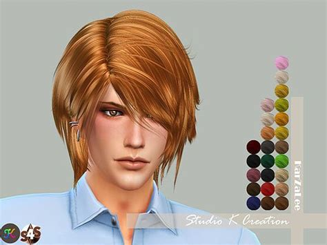 1000+ Images About Sims 4 Hairstyles On Pinterest