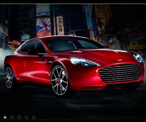aston martins  pres  grow brand  usa ratti report