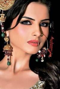 Nabila Salon Bridal Makeup Trend By N Pro Hair Styles