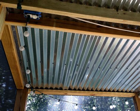 diy deck ceiling what i learned building a screened in porch