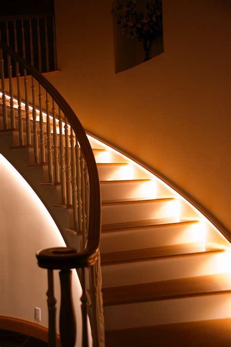 Led Beleuchtung Treppenstufen by Led Staircase Lighting Flexfire Leds