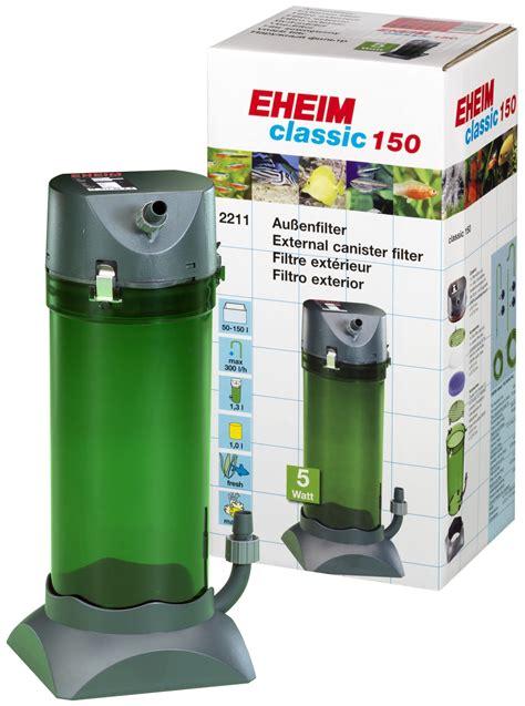 Eheim Classic 150 (2211)  External Canister Filter (5w