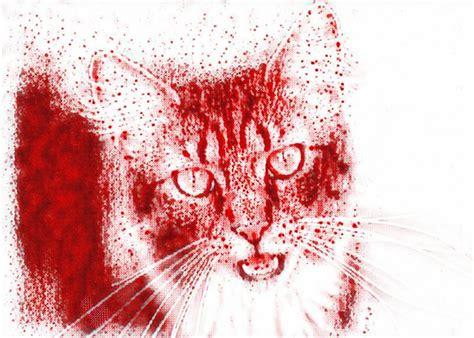 lunapic   photo editor blood splatter