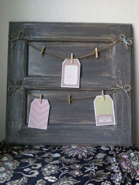diy memo board on a cabinet door waverly chalk paint in