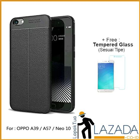Softcase Anti Air anti shock oppo neo 7 a33 ultrathin anti luxury