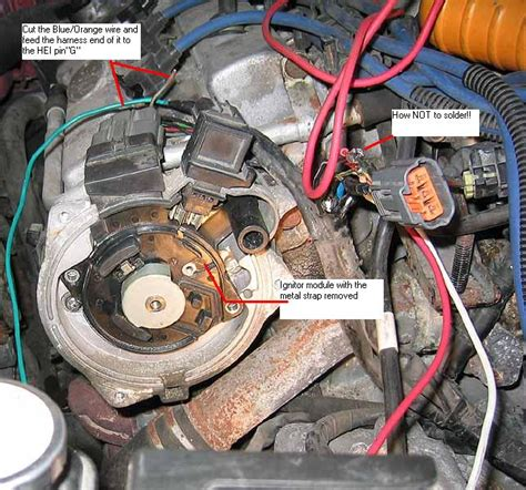 hei ignition mod tutorials how to guides mazda626