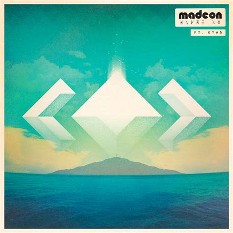Madeon con Kyan: You're on, la portada de la canción