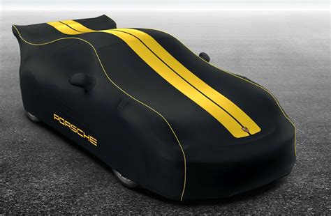 In vehicles with porsche doppelkupplung (pdk), upshifts take place at higher engine speeds and downshifts happen sooner. New Genuine Porsche 981 Cayman GT4 Black & Yellow Indoor Car Cover 98104400024   eBay