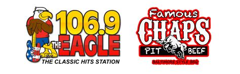 Chaps Shoutout On 1069 The Eagle Radio  Chaps Pit Beef
