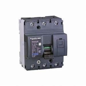 Disjoncteur Schneider 16a : disjoncteur moteur 16a 3p courbe ma 100ka 3d ng125lma ~ Melissatoandfro.com Idées de Décoration