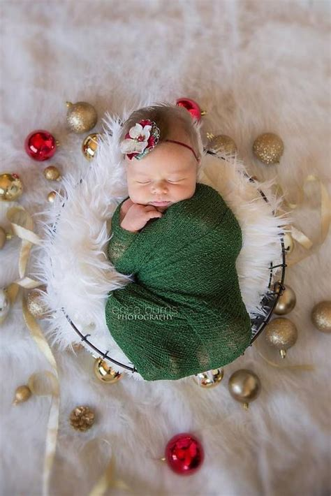 limited edition newborn christmas red photography prop