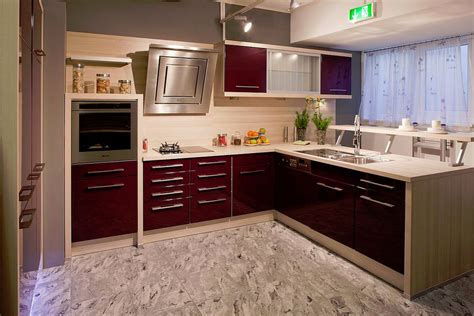 deleforterie cuisine photo modele moderne de cuisine