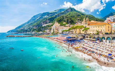 20 Things To Do On The Amalfi Coast That People Actually Do