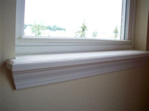 Window Sill Wrap by Option Details