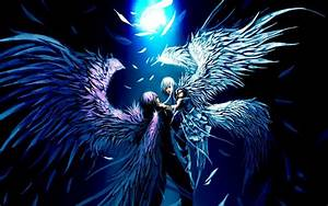 Anime Angel Wallpapers Wallpaper Cave
