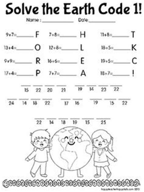earth day math activities for preschoolers earth day worksheets earth day wordsearch puzzle earth 736