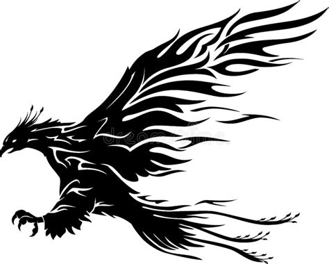Recently the new phoenix animal was added to mope! Outline of Bird Claws stock vector. Illustration of drawn ...