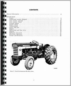 Farmall 560 Hydraulic Schematic