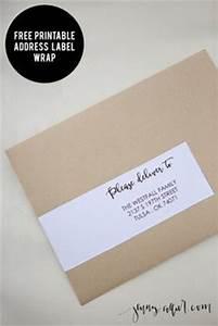 printable envelope addressing address template printable With custom envelope address labels