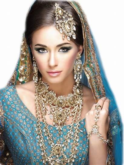 Bridal Makeup Pakistani Bride Gold Indian Jewellery