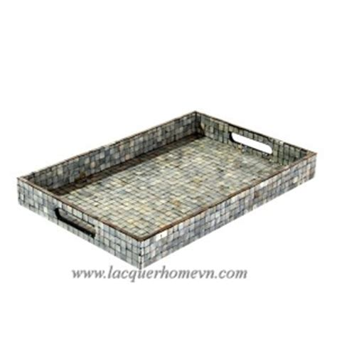 of pearl serving tray ht6731 rectangular mdf of pearl serving tray ha 9312