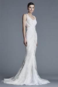 Modern wedding dresses bridal trend 2016 modwedding for J mendel wedding dress