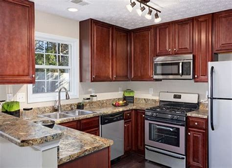 9 best paint color ideas for kitchen with cherry cabinets