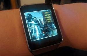 Fallout 1 Game Loaded Onto Android Wear Smartwatch Video