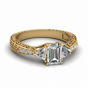 14k yellow gold engagement rings fascinating diamonds With yellow gold wedding rings