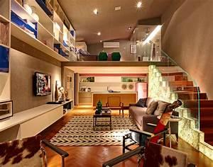 Lofts  Moradias Que Refletem Design