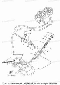 Yamaha Waverunner 2000 Oem Parts Diagram For Fuel