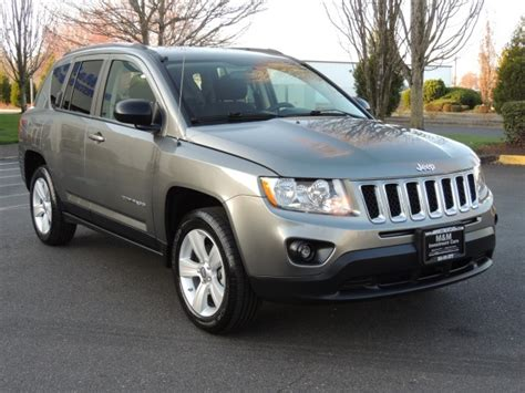 2011 Jeep Compass Sport by 2011 Jeep Compass Sport 4wd Navigation