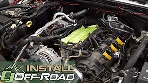 Jeep Wrangler Jk Install  Accel Supercoil Ignition Coil