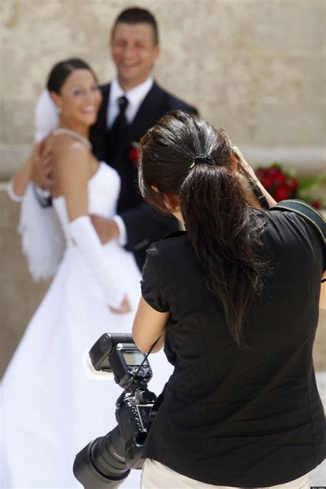 choose  wedding photographer huffpost