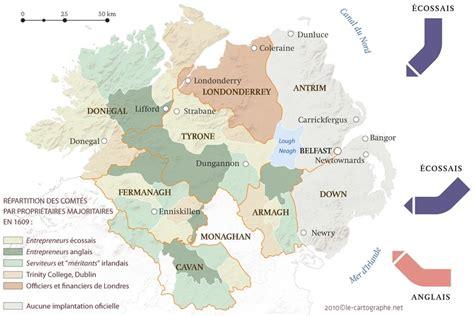 si e du journal le monde irlande du nord aux origines du conflit