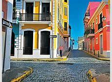 El Viejo San Juan, una historia de colores Diario La Prensa