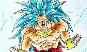 Legendary Super Saiyan Blue | DragonBallZ Amino