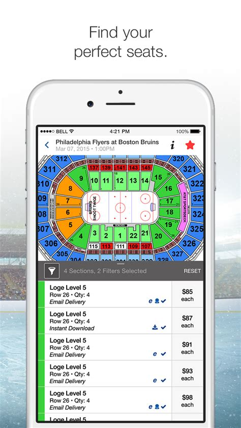 Vivid Seats  Tickets Sports, Concerts, Theater (ios