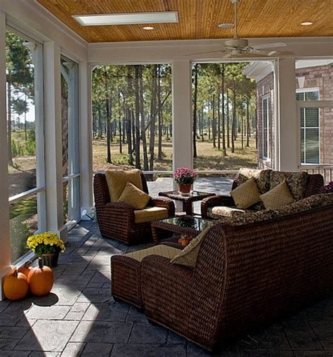 Sunroom Furniture Designs by Choosing Sunroom Furniture To Match Your Design Style