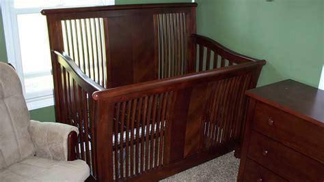 Baby Cache Manhattan Lifetime Convertible Crib