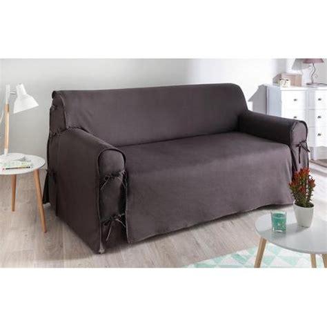 housse canapé gifi housse canapé 3 places gifi meuble et déco