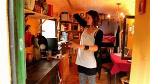Tiny House Germany : gypsy wagon tiny house tour in germany recycled dumpster dived youtube ~ Watch28wear.com Haus und Dekorationen