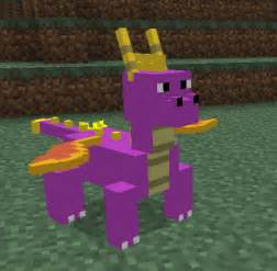 Minecraft Dragon Mod