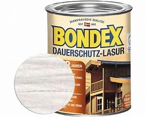 Bondex Dauerschutz Lasur Grau : bondex dauerschutz lasur wei 750 ml bei hornbach kaufen ~ Watch28wear.com Haus und Dekorationen