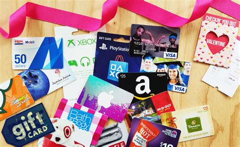 top valentine gift cards  teens   gift card