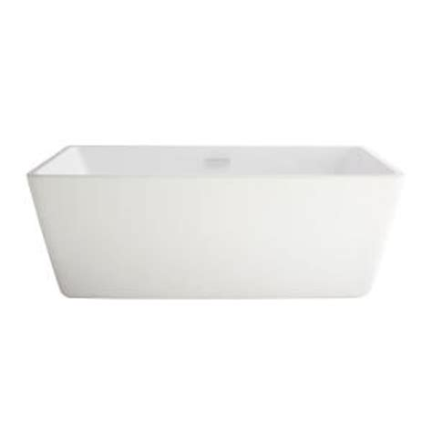 American Standard Mackenzie 45 Ft Bathtub by American Standard Sedona 5 25 Ft X 35 In Center Drain