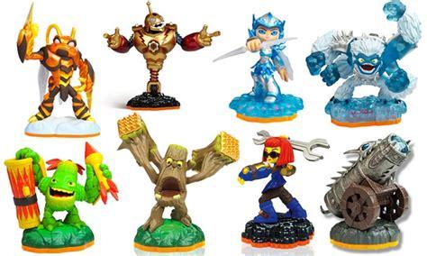 Skylanders Giants Character Packs