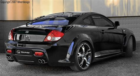 Hyundai Tiburon Kit by Hyundai Tiburon Wide Kit Machines