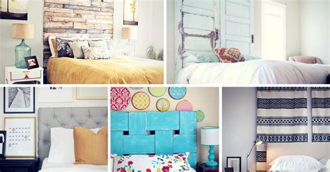 17 Cool Diy Headboard Ideas To Upgrade Your Bedroom Homelovr