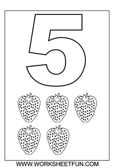 coloring pages number coloring pages 1 10 worksheets free printable worksheets number
